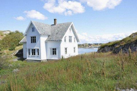 Dette huset får du med på kjøpet.