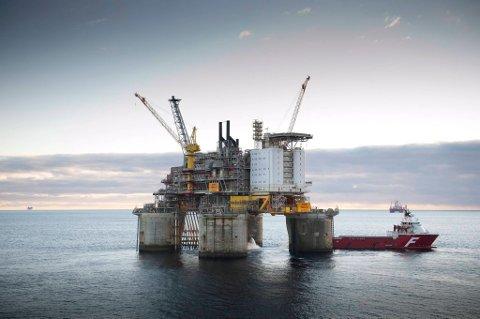Oljeinntektene strømmer ut av Nordsjøen som aldri før.