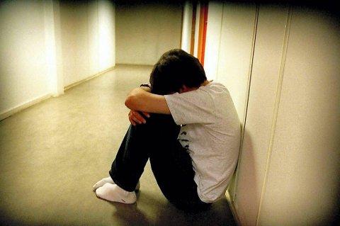 Angst gir større risiko for sykefravær enn depresjon. Illustrasjonsfoto.