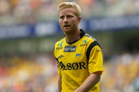 Fredrik Strømstad gleder nok sørlendingene nå som han er tilbake i Start-drakten.