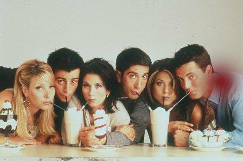 «Friends», eller «Venner for livet» på norsk, har gått sin seiersgang på fjernsyn verden over.