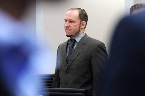 Tingretten venter med avgjørelse om Breivik-video.