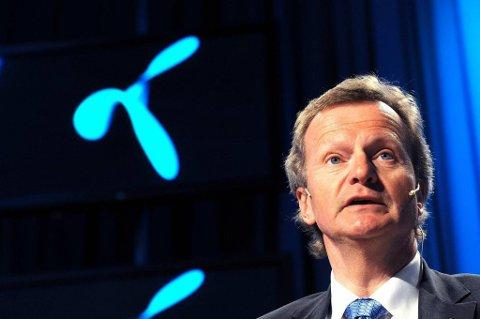 Telenopr og konsernsjef Jon Fredrik Baksaas vente helt til 7. september for å få en avklaring på sitt India-eventyr.