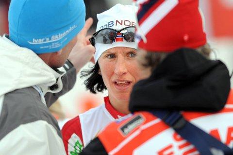 Jeg tror ikke det har bremset meg i oppkjøringen til den forestående VM-sesongen, fordi jeg har fått drevet god alternativ trening, sier Marit Bjørgen.