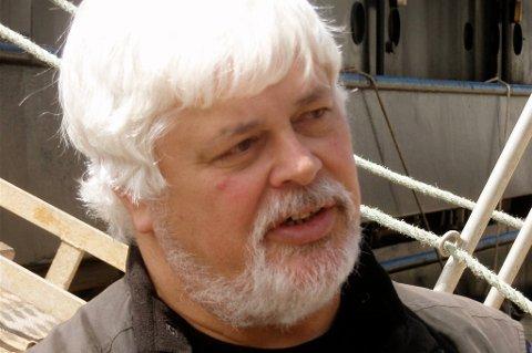 Paul Watson og Sea Shepherd er mest kjent for sin aggressive kamp mot japansk hvalfangst i Sørishavet.
