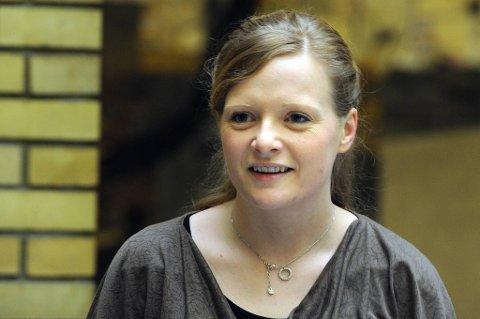 Elisabeth Løland, KrFU.