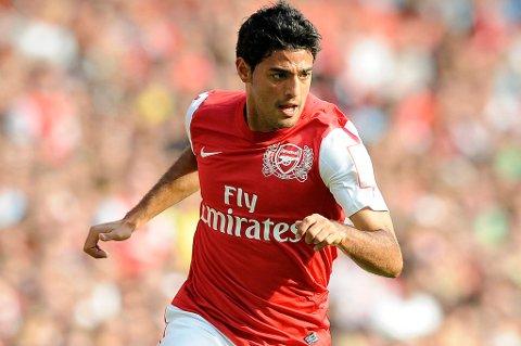 Carlos Vela har spilt sin siste kamp i Arsenal-trøya.