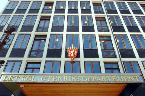 Utenriksdepartementet bekrefter at de kjenner til saken og at de gir bistand via ambassaden i Tyrkia.