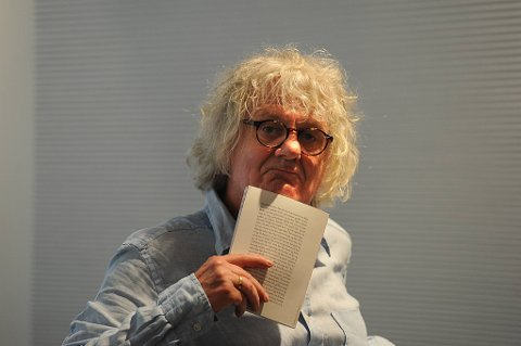 Per Inge Torkelsen har skrevet boken  «Humor er ingen spøk». (Foto: Vidar Ruud, ANB)