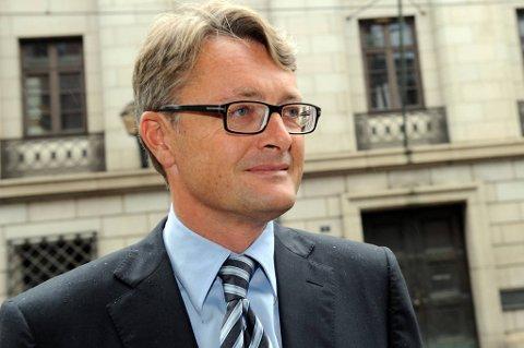 De fleste av selskapene i Akers industrielle portefølje leverte gode resultater, med sterke ordreinntak, et høyt aktivitetsnivå og solid drift, sier konsernsjef Øyvind Eriksen i Aker.