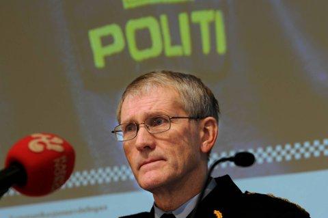 Vidar Refvik, som er midlertidig politidirektør etter at Øystein Mæland trakk seg, sier at Mælands avgang er synd for politiet.