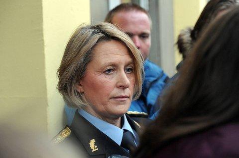 Leder Ingrid Wirum i Politiets utlendingsenhet (PU).