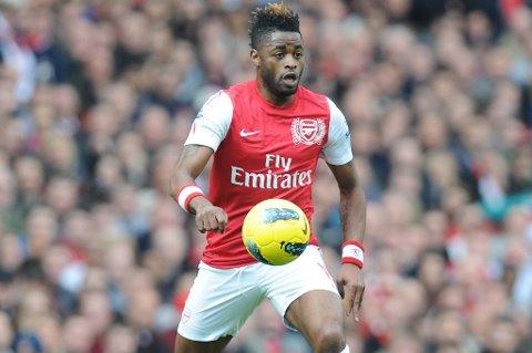 Alex Song blir ikke å finne i Arsenal-drakt denne sesongen.