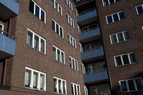 Leieprisene fortsetter å øke, og ettroms leiligheter øker mest.