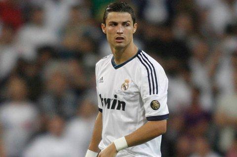 Ronaldo scoret to ganger for Real Madrid.