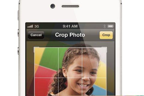 Samsung er klar til å saksøke Apple for brudd på Samsungs LTE-patenter. Bildet viser Iphone 4S