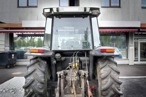 Inne i denne traktorhytta skjedde voldsutøvelsen.
