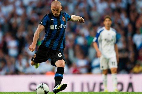 Vi tror på Club Brugge-spiller Niki Zimling mot Kortrijk i kveld.