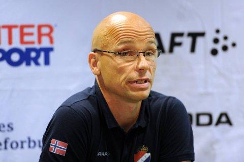 Sportssjef Steffen Kjærgaard.