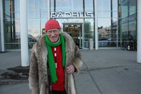 Olav Thon kan bli sponsor for Arctic Race of Norway.
