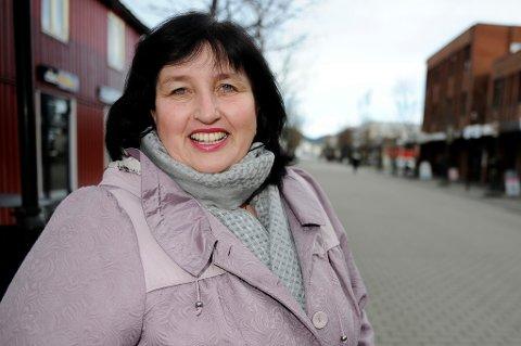 INTERNASJONAL:  ? Søkere fra en hel verden vil ha lærerjobb ved den nye internasjonale skolen i Stjørdal, sier rektor Britt Tønne Haugan.