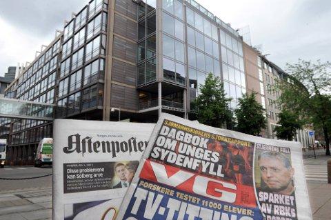 norges største aviser analsex