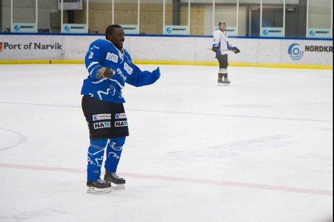 Adrian Alvarstein danset Nordkraft Arena til værs.