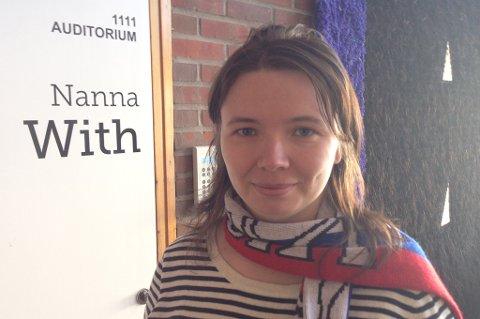 Olga Sorvanova fra Arkangelsk likte statssekretærens fordømmelse svært dårlig