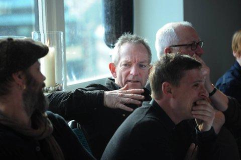 """Petter Næss har regien på filmen """"Into the White""""."""