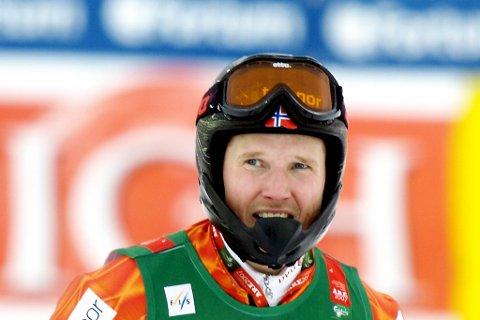 Truls Ove Karlsen og Norge fikk det ikke helt til i lagalpint.