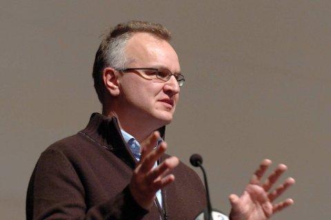 Kristian Berg Harpviken.