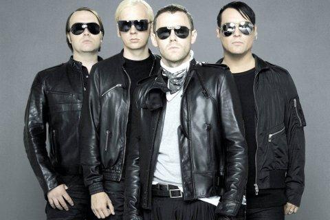 Rockebandet Kent består av Martin Sköld, Joakim Berg, Markus Mustonen og Sami Sirviö.