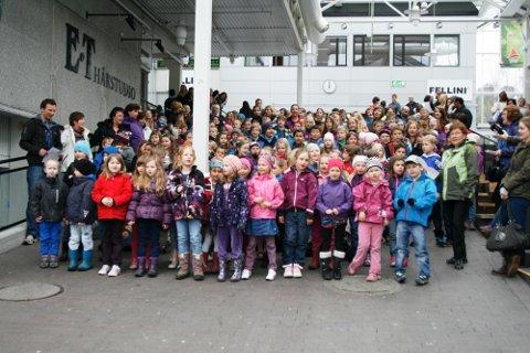 Lillebjørn Nilsen - Barn Av Regnbuen / Alle Duene