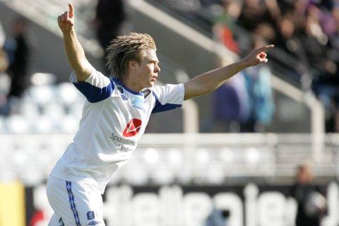 Alexander Søderlund fortsetter å score for Haugesund.