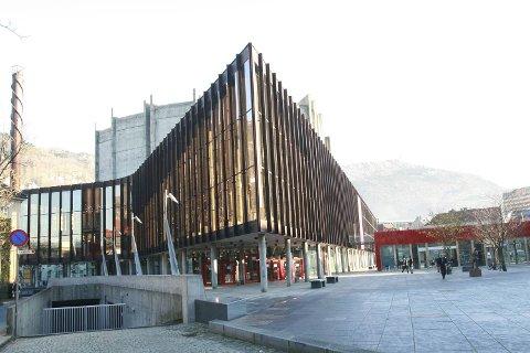 Grighallen skal fornyes for 220 millioner kroner. (Arkivfoto)