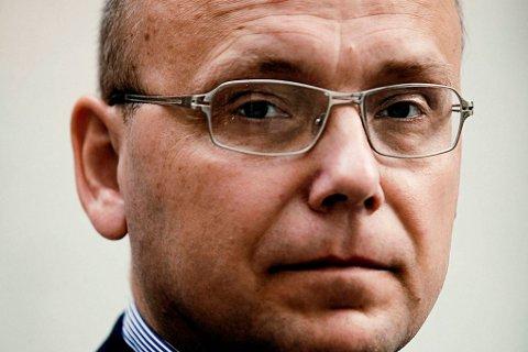 Den svenske terroreksperten Magnus Ranstorp stiller seg hoderystende til at politiet ikke har klart å finne liberieren som Anders Behring Breivik hadde kontakt med i 2002.