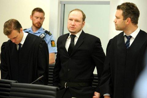 Anders Behring Breivik og forsvarerne sitter nå kun igjen med elleve vitner. Mange av de andre vitnene har nektet å stille.