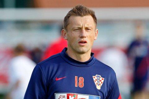 Kroatiske Ivica Olic (32) er tvilsom til EM-sluttspillet i fotball etter å ha pådratt seg en skade i oppkjøringskampen mot Norge lørdag.