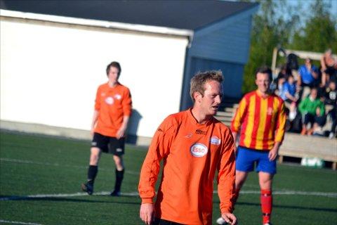 Kjell Arne Hårstad spilte en svært god kamp mot Freidig. Foto: Jan Inge Flå