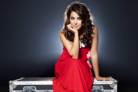 Katie Melua er aktuell med nytt materiale og klar for Norge.