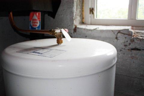 Slike tikkende vannbomber står det en del av i norske hjem.