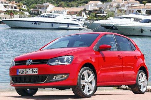 Volkswagen ble landets mest kjøpte personbil med en markedsandel på 14,2 prosent og 9868 kjøpte biler.