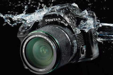 Pentax K-30 er ett av de nye kameraene som kommer i handel denne måneden.