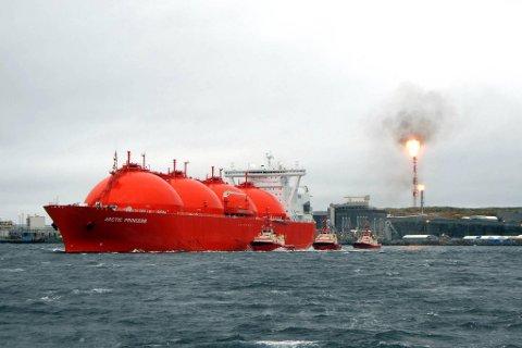 Statoil ønsker ikke å spekulere i når anlegget på Melkøya vil være i drift igjen.