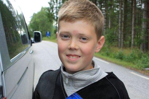 ?Jon-Hermann Hegg er den einaste rekrutten som førebels har fått 350 poeng i år.