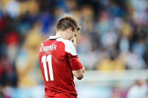 Nicklas Bendtner er ferdig i Arsenal.