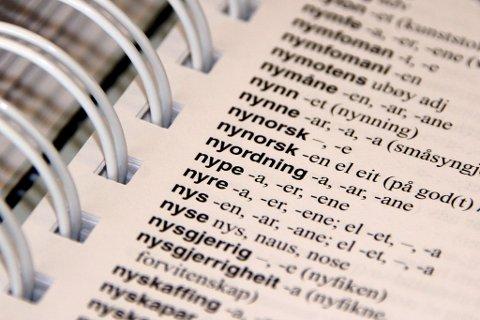 Frå 1.august 2012 trer den nye nynorsken i bruk.
