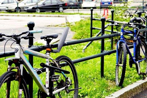 De 55.000 stjålne syklene har en verdi på til sammen 275 millioner kroner, ifølge anslag fra Falck sykkelregister.