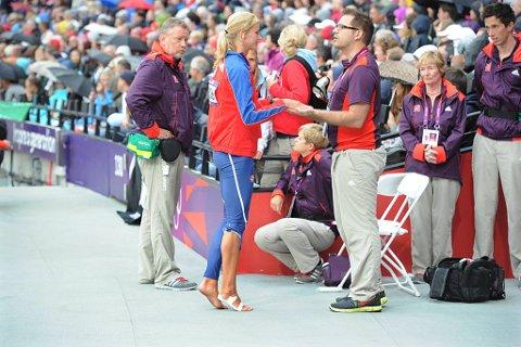 Heller ikke for Margrethe Renstrøm ble det et OL å huske.