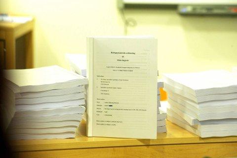 Snart kommer evalueringen etter 22. juli. Her er den sakkyndige rapporten fra Agnar Aspaas og Terje Tørrisen.